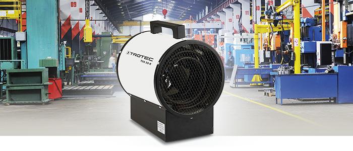 TROTEC max 5 kW Calefactor El/éctrico TDS 30 R