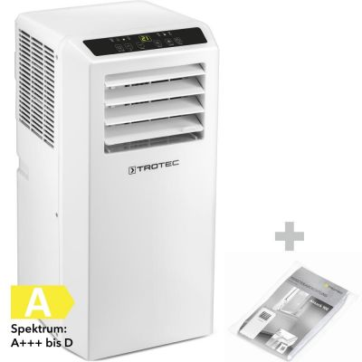 Aire acondicionado portátil PAC 2610 S + AirLock 100