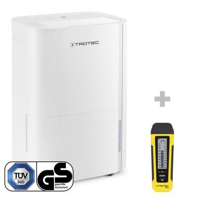 Deshumidificador TTK 66 E + Medidor de humedad BM22
