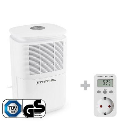 Deshumidificador TTK 30 E + Medidor de consumo energético BX09