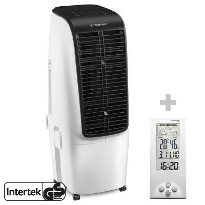 Climatizador Air Cooler PAE 51 + Termohigrómetro Estación Meteorológica BZ06