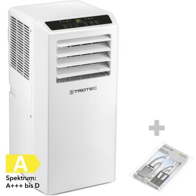 Aire acondicionado portátil PAC 2610 S + AirLock 1000