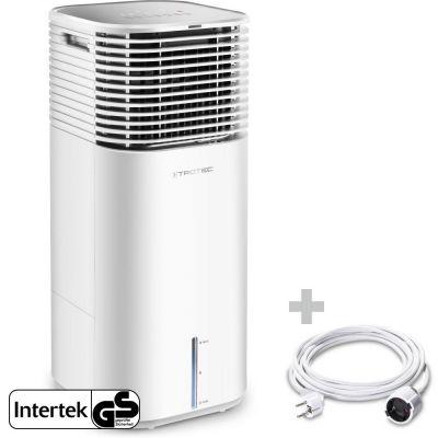 Climatizador Air Cooler PAE 49 + Cable alargador de PVC 5 m / 230 V / 1,5 mm²