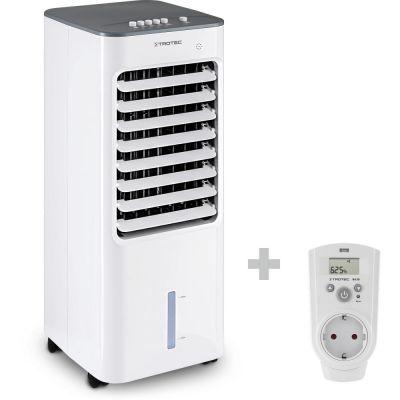 Climatizador Air Cooler PAE 21 + Enchufe con higrostato BH30