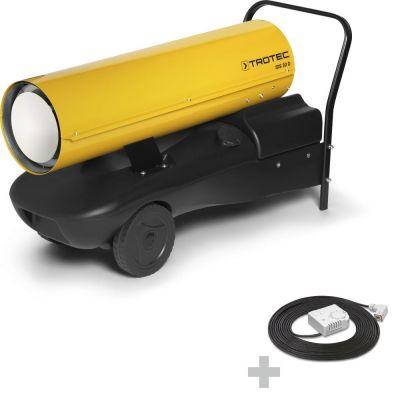 Calefactor de gasoil directo IDS 30 D + Termostato
