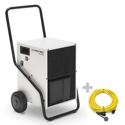 Deshumidificador TTK 170 S + cable de extensión profesional 20 m / 230 V / 2,5 mm²