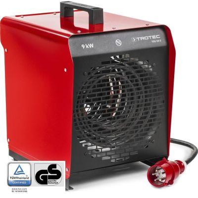 Soplador calefactor eléctrico TDS 50 E de segunda mano (clase 1)