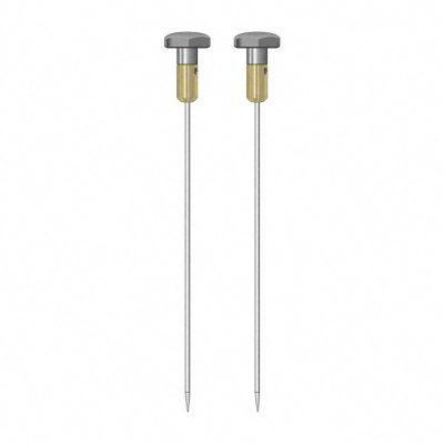 TS 008/200 par de electrodos redondos de 4 mm