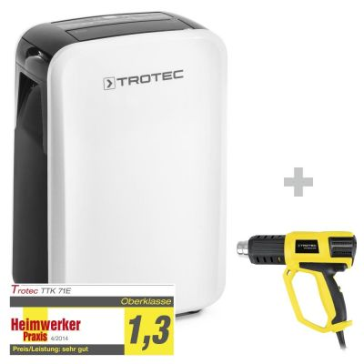 Deshumidificador TTK 71 E + HyStream 2000