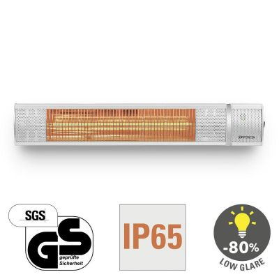 Calefactor por radiación infrarrojo IR 2050 de segunda mano ( clase 1)