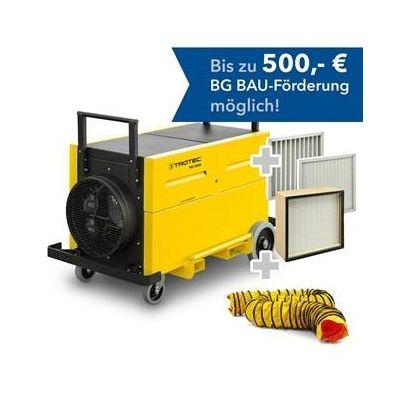 Paquete de purificador de aire TAC 5000 transportable