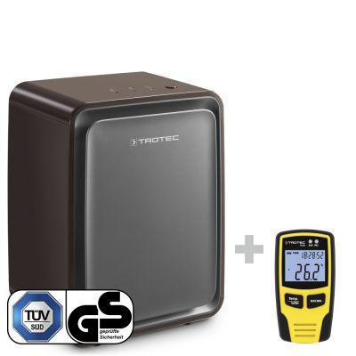 Deshumidificador TTK 24 E BS + Datalogger BL30 para el control climático