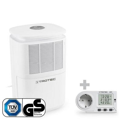 Deshumidificador TTK 30 E + Medidor de consumo energético BX11