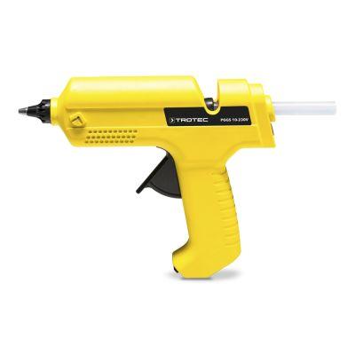 Pistola de pegamento caliente PGGS 10‑230V + Cable alargado de calidad 15 m / 230 V / 1,5 mm²