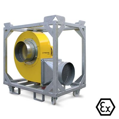 Ventilador radial TFV 100 Ex