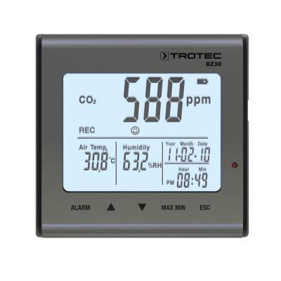 Detector de calidad del aire (CO2) BZ30