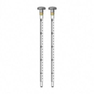 TS 024/250 par de electrodos de profundidad 8 mm