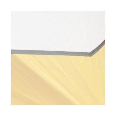 Banda gris reflectante, 5 cm por metro
