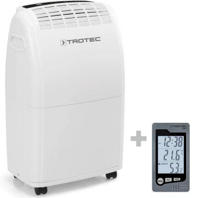 Deshumidificador  TTK 75 E + Termohigrómetro para interiores BZ05