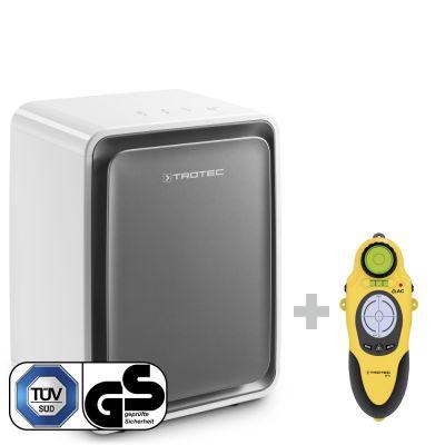 Deshumidificador TTK 24 E WS + Escáner de pared Multifuncional BI15