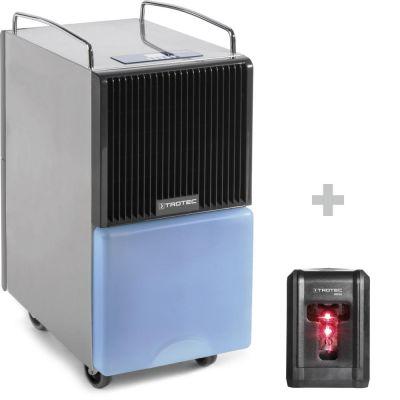 Deshumidificador  TTK 120 E + Nivel láser de líneas cruzadas BD5A