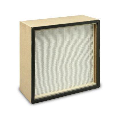Filtro HEPA H13 TAC 5000 (aprobado para la clase de polvo H)