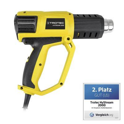 Pistola de aire caliente HyStream 2000