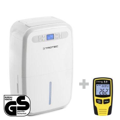 Deshumidificador  TTK 95 E + Datalogger BL30 para el control climático