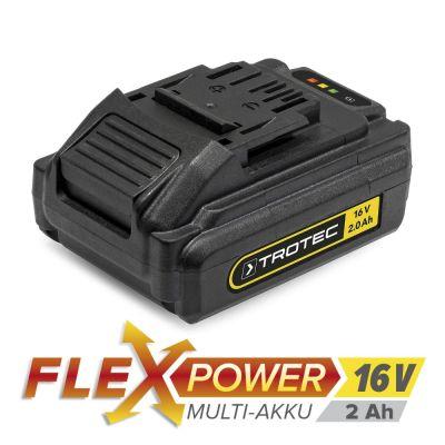 Batería de repuesto 16V 2,0 Ah