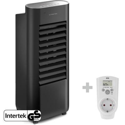 Climatizador Aircooler, humidificador PAE 22 + Enchufe con higrostato BH30
