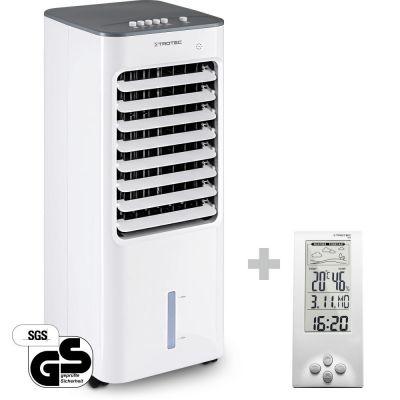 Climatizador Air Cooler PAE 21 + Termohigrómetro Estación Meteorológica BZ06