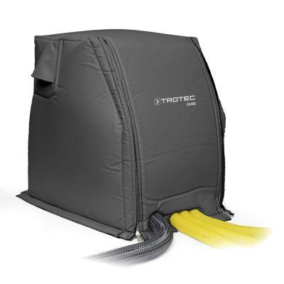 Cubierta protectora para todo tipo de clima y para disminuir el sonido Qube+