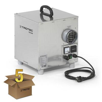 Deshumidificador de adsorción TTR 250 en juego de 5