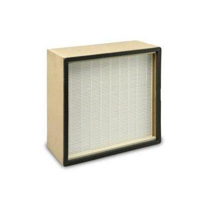 TAC 1500 H13 Hepa filtro   (aprobado para la clase de polvo H)