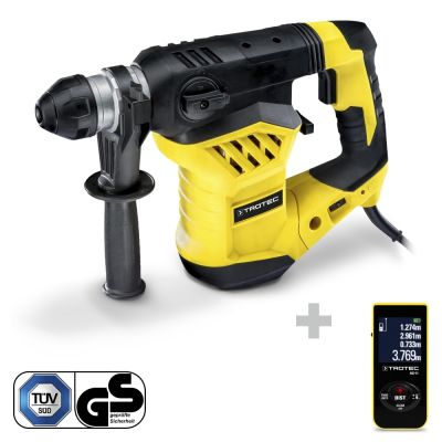 Martillo Perforador y cincelador PRDS 11‑230V + Distanciometro BD11