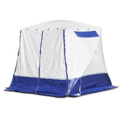 Tienda de campaña 180 K 180*180*200, cúbica color azul