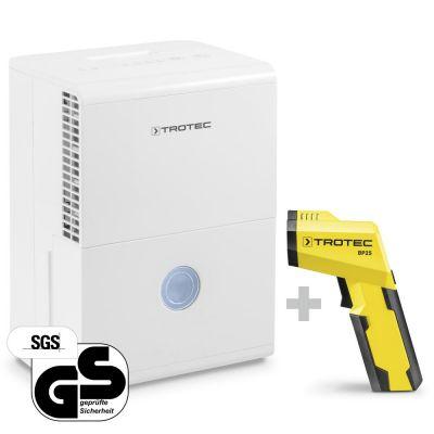 Deshumidificador TTK 28 E + Termómetro pirómetro BP25