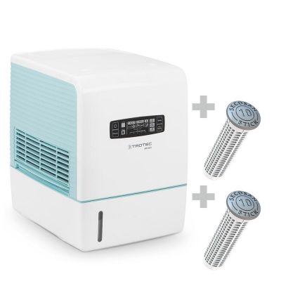 Humidificador y Purificador de aire - Air Washer AW 20 S + 2 SecoSan Stick 10