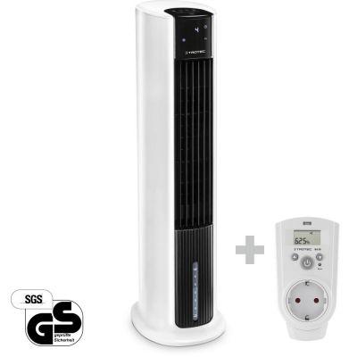 Climatizador Air Cooler PAE 30 + Enchufe con higrostato BH30