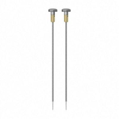 TS 012/300 par de electrodos redondos de 4 mm, aislado