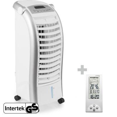 Climatizador Air Cooler PAE 25 + Termohigrómetro Estación Meteorológica BZ06