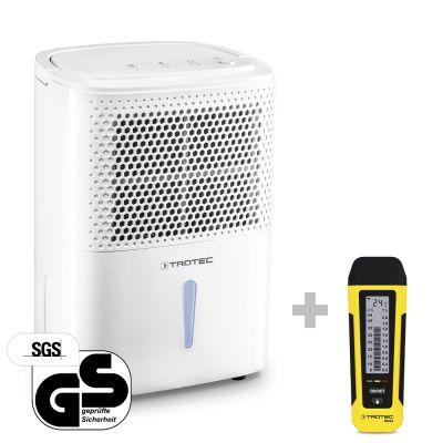 Deshumidificador TTK 26 E + Medidor de humedad BM22