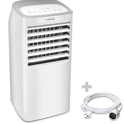 Enfriador de aire, humidificador de aire PAE 40 + Cable alargador de PVC