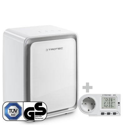 Deshumidificador TTK 24 E + Medidor de consumo energético BX11