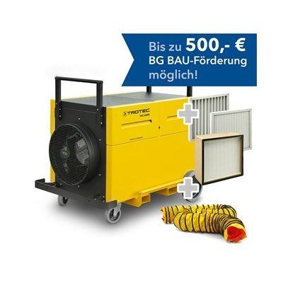 Paquete de purificador de aire TAC 6500 transportable