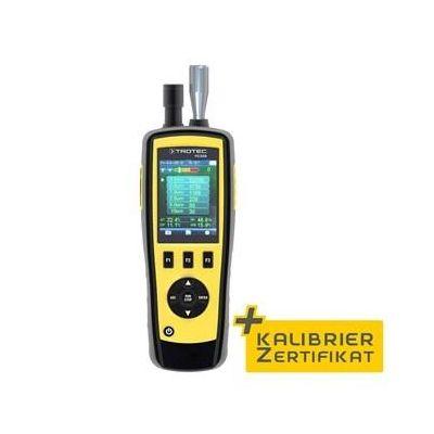 Contador de partículas PC200 incl. certificado de calibración.