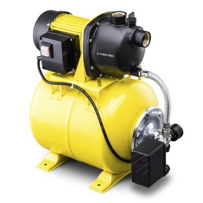 Bomba de Agua Doméstica TGP 1025 E + Cable Alargado de Calidad 15m  230 V  1,5 mm²