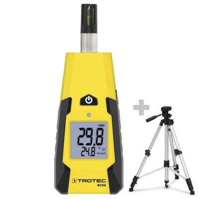 Termohigrómetro BC06 + Trípode Universal