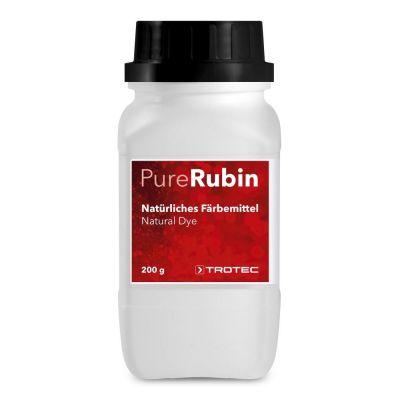 Colorante natural rojo PureRubin 200 g