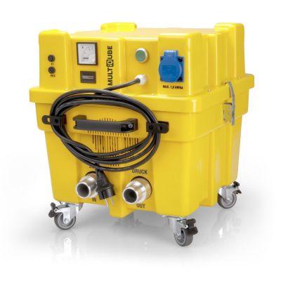 Compresor de canal lateral VE 4 S MultiQube V2.0
